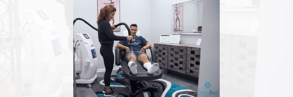 How Does Cryotherapy Differ From an Ice Bath or Applying Ice Locally?